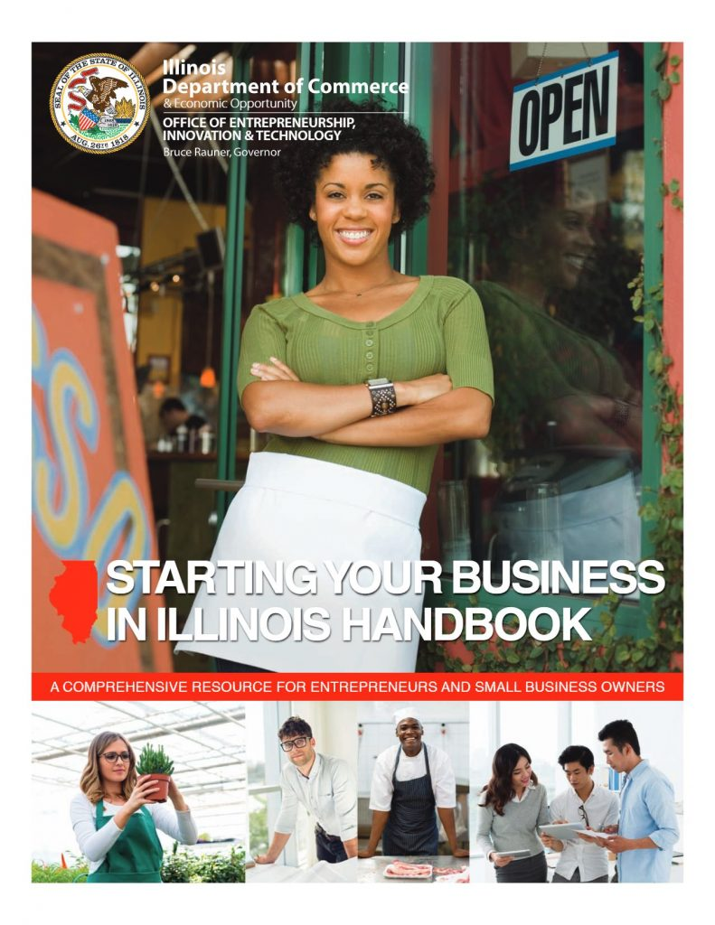 Starting your illinois business handbook