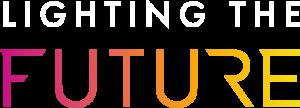 Lighting the Future logotype